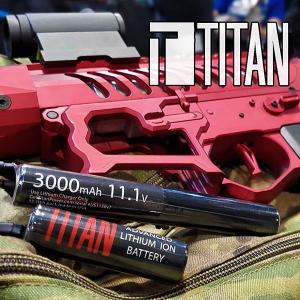 Batterie TITAN disponibili fino a 6000 mAh